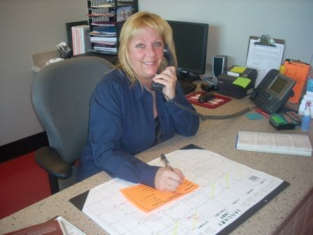 Traci Gies - Front Desk Volunteer