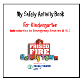 Kindergarten Activity Book button