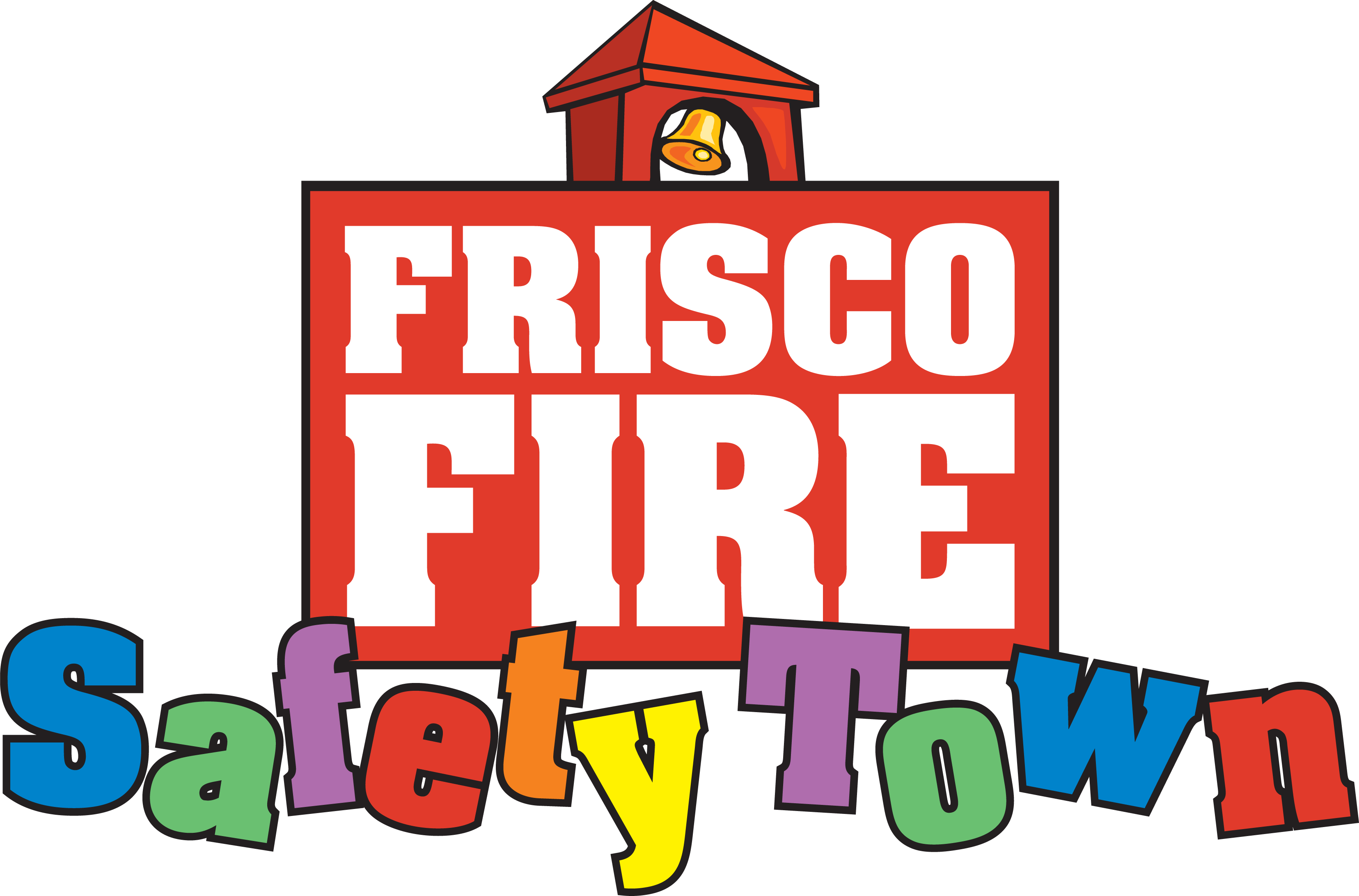 Frisco Fire Safety Town Logo